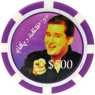PHIL HELLMUTH RARE Limited Editon Poker Chip - CHOOSE