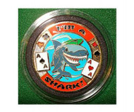 I'M A SHARK! POKER CARD COVER