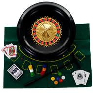 DELUXE Roulette Set with 16 Inch Wheel