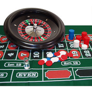 18 INCH HOME STYLE Complete Roulette Set