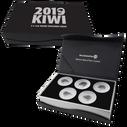 New Zealand - 2019 - Silver Specimen Coin Set - Kiwis