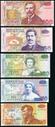 New Zealand - $5 $10 $20 $50 $100 Notes - Brash - ZZ Replacement Set
