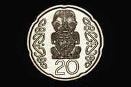 New Zealand - 2014 - 20c - Narrow Date - KM118a - Uncirculated