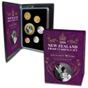 New Zealand - 2016 - Annual Proof Coin Set - Queen Elizabeth II - 90th Birthday