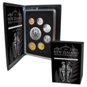 New Zealand - 2015 - Annual Proof Coin Set - ANZAC