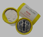 New Zealand - 2015 - Spirit Of ANZAC - 50c Roll (20 Coins) - RBNZ