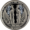 New Zealand - 2015 - Spirit Of ANZAC - 50c Coin