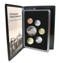 New Zealand - 2014 - Annual Proof Coin Set - HMS Achilles