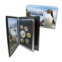 New Zealand - 2011 - Annual Proof Coin Set - Yellow Eyed Penguin