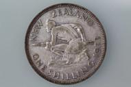 New Zealand - 1933 - Shilling - KM3