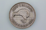 New Zealand - 1934 - Florin - KM4