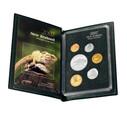 New Zealand - 2007 - Annual Proof Coin Set - Tuatara