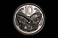 New Zealand - 2015 - Ten Cents -KM117a - Uncirculated