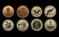 New Zealand - 1953 - Proof Coin Set - Elizabeth II