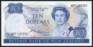 New Zealand - $10 Note - Russell - NPF180302 - Uncirculated