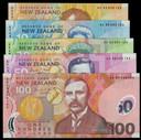 New Zealand - 1999 - Banknote Set - #103 - AA99 000103