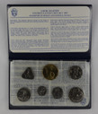 Cook Islands - 1987 - Annual Uncirculated Coin Set