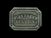 New Zealand - Communion Token - St Andrews Dunedin