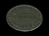 New Zealand - Communion Token - Kaihiku