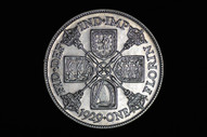 United Kingdom - 1929 - Florin - KM834 - Almost Uncirculated (OM-A2002)