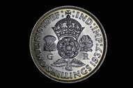 United Kingdom - 1937 - Florin - KM855 - Uncirculated (OM-A2003)