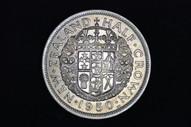 New Zealand - 1951 - Half Crown - Far Diamond - KM19 - Extremely Fine (OM-A2035)