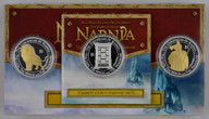 New Zealand - 2006 - Silver Proof Coin Set -  Narnia Three Coin Set