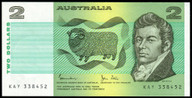Australia - 1983 - $2 - KAY338452 - MC130 - Uncirculated