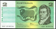 Australia - 1985 - $2 - KSF018556 - MC131 - Uncirculated