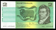 Australia - 1983 - $2 - KHL495068 - MC130 - Uncirculated