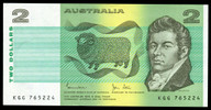 Australia - 1983 - $2 - KGG765224 - MC130 - Uncirculated
