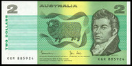 Australia - 1983 - $2 - KGR885924 - MC130 - Uncirculated