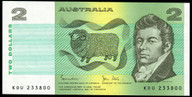 Australia - 1983 - $2 - KDU233800 - MC130 - Uncirculated
