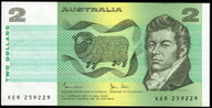 Australia - 1983 - $2 - KER259229 - MC130 - Good Extremely Fine
