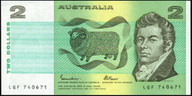 Australia - 1985 - $2 - LGF740671 - MC131 - Uncirculated