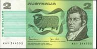 Australia - 1983 - $2 - KAY344553 - MC130 - Uncirculated