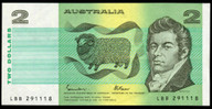 Australia - 1985 - $2 - LBB291118 - MC131 - Uncirculated