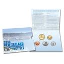 New Zealand - 2013 - Annual Uncirculated Coin Set - Wellington