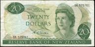 New Zealand - $20 - Wilks - BK575761 - Fine
