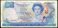 New Zealand - 1990 - $10 Commemorative Note - CCC092492