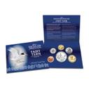 New Zealand - 2012 - Annual Uncirculated Coin Set - Fairy Tern