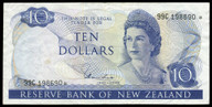 New Zealand - $10 - Star Note - Hardie - 99C 198690* - Very Fine