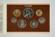 New Zealand - 2001 - Annual Uncirculated Coin Set - Kereru