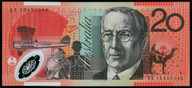 Australia - 2013 - $20 AA13 - AA13 420040 - First Prefix - Uncirculated
