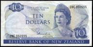 New Zealand - $10 - Hardie 'Type 1' - 28C 350555 - EF