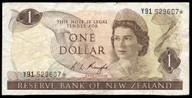 New Zealand - $1 Star Note - Knight - Y91 101535* - EF
