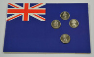 New Zealand - 1998 - Uncirculated Coin Set - Pride In New Zealand