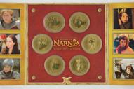 New Zealand - 2006 - Uncirculated Coin Set - Narnia 6 Coin Set