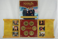 New Zealand - 2006 - Uncirculated Coin Set - Narnia 6 Coin Set