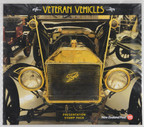 New Zealand - 2003 - Veteran Vehicles Stamp Set